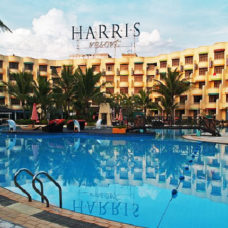 HARRIS RESORT – HOLIDAY INN – FIT