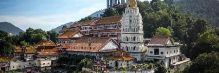 5D Taiping + Penang + Gunung Jerai + Ipoh